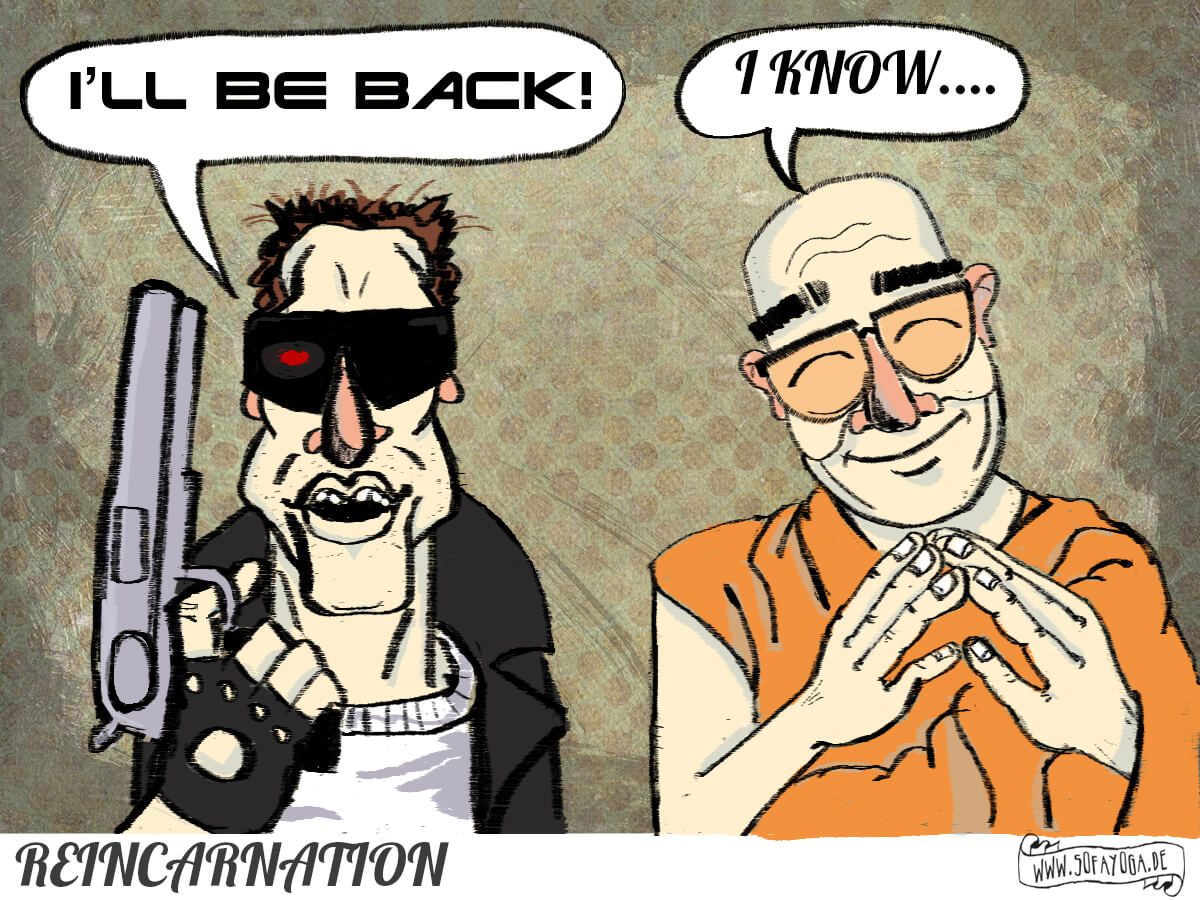 Reinkarnation Comic