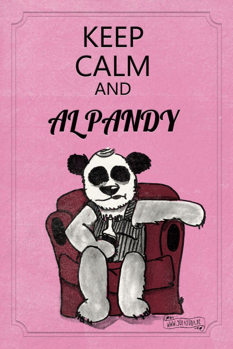 Keep calm and Al Bundy