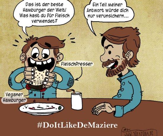#DoItLikeDeMaziere